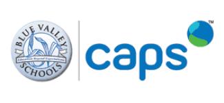 Blue Valley CAPS logo